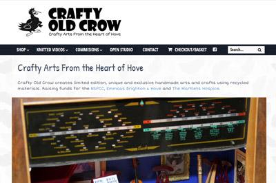 Crafty Old Crow