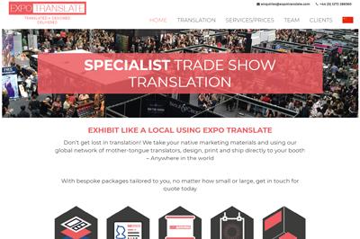 Expo Translate